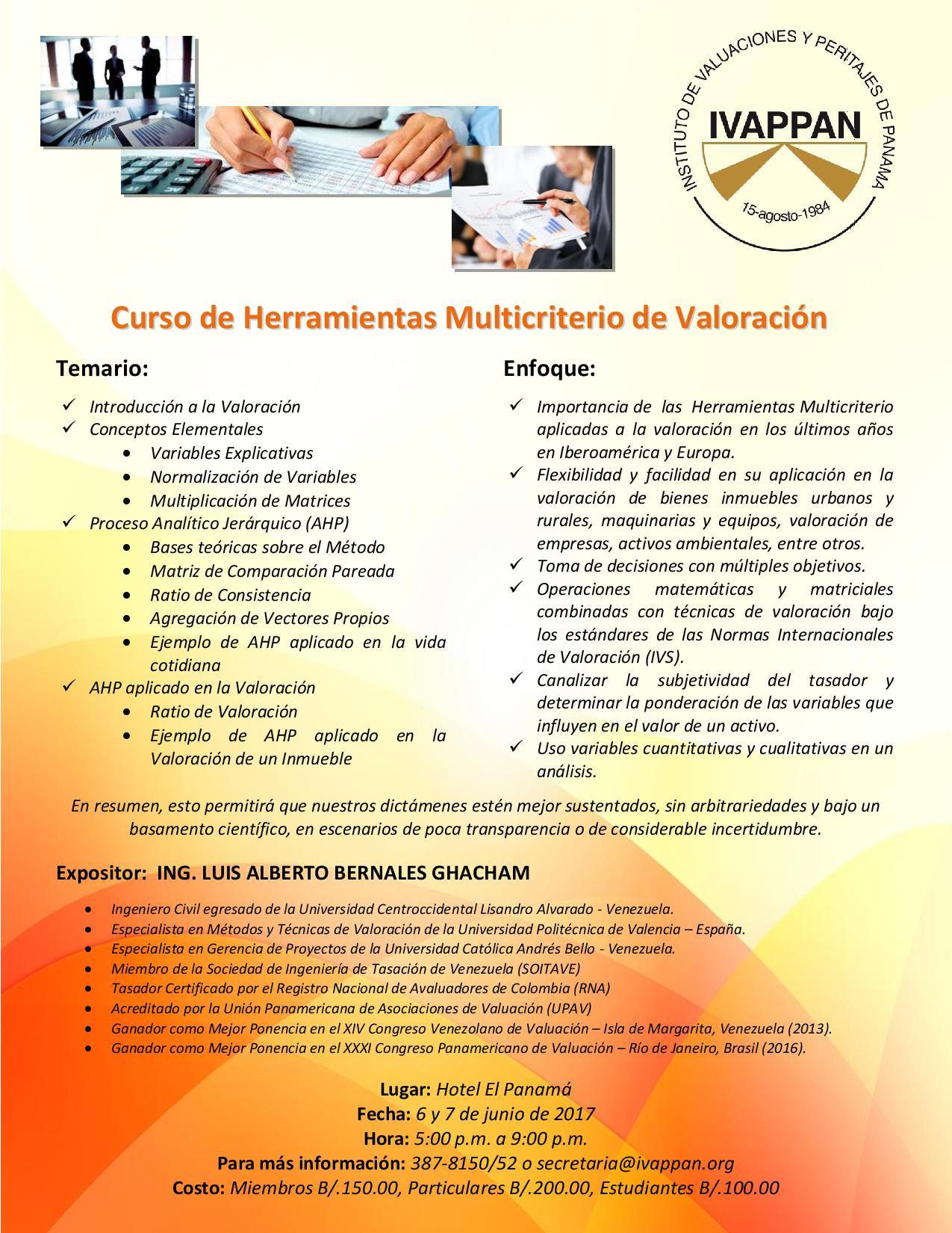 Flyer Curso de Herramientas Multicriterio de Valorización-page-001